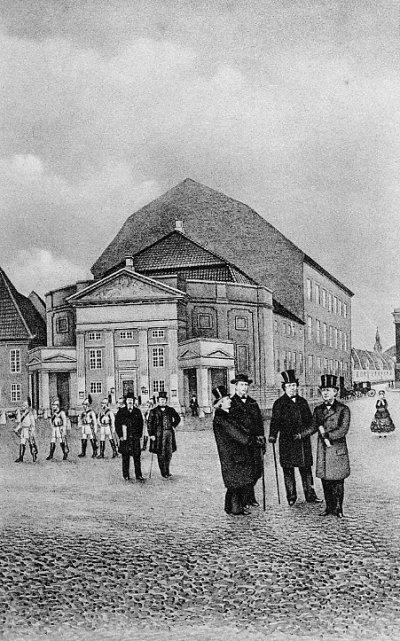 Maribo teater gamle danske ord betydning