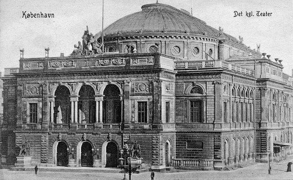 Maribo teater museum København gratis